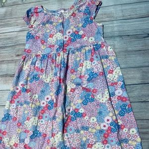 Beautiful Floral Hanna Andersson Dress